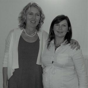 Sarah Buckley and Jay Kelly